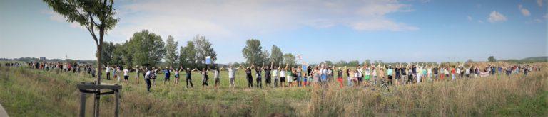 Marche pour la haie : revue de presse et photos